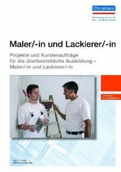 Maler-in und Lackierer-in - incl. CD